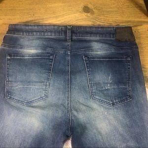 PacSun Jeans - PACSUN Los Angeles Skinny Jeans Size 34X32
